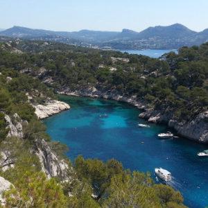 Hiking Marseille En Vau Cassis Port Miou Port Pin