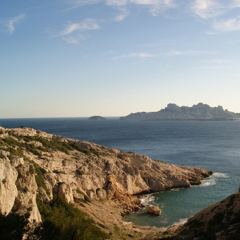 Hiking Marseille Calanques Marseilleveyre